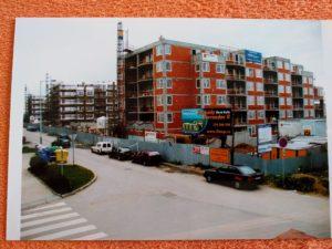 Foto výstavba